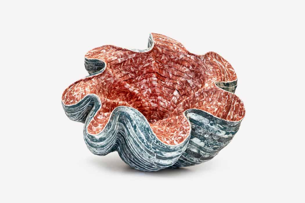 ceramic art Sara Dario Italiano Plurale 2