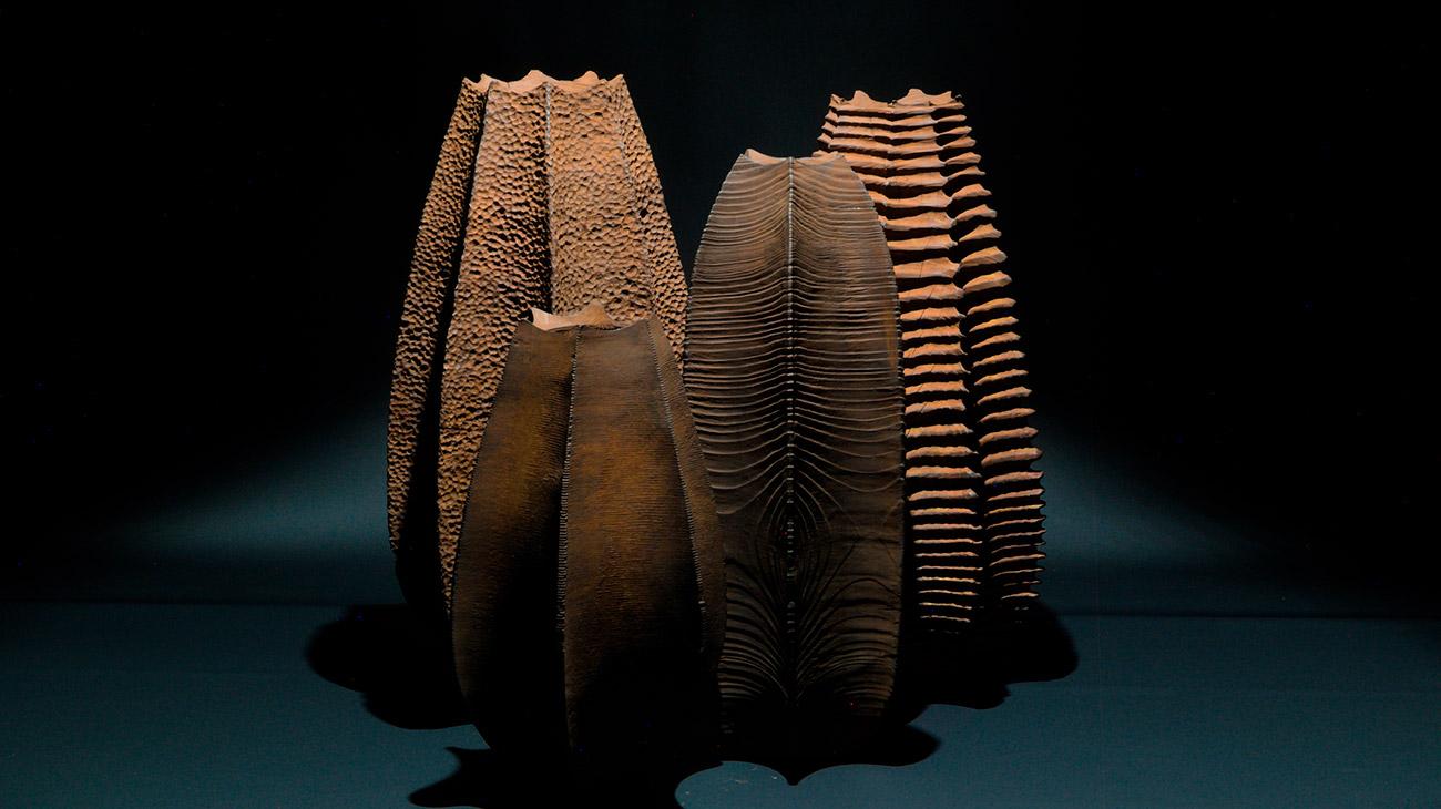 italian contemporary art Lorenzo Franceschinis sculpture Italiano Plurale 2