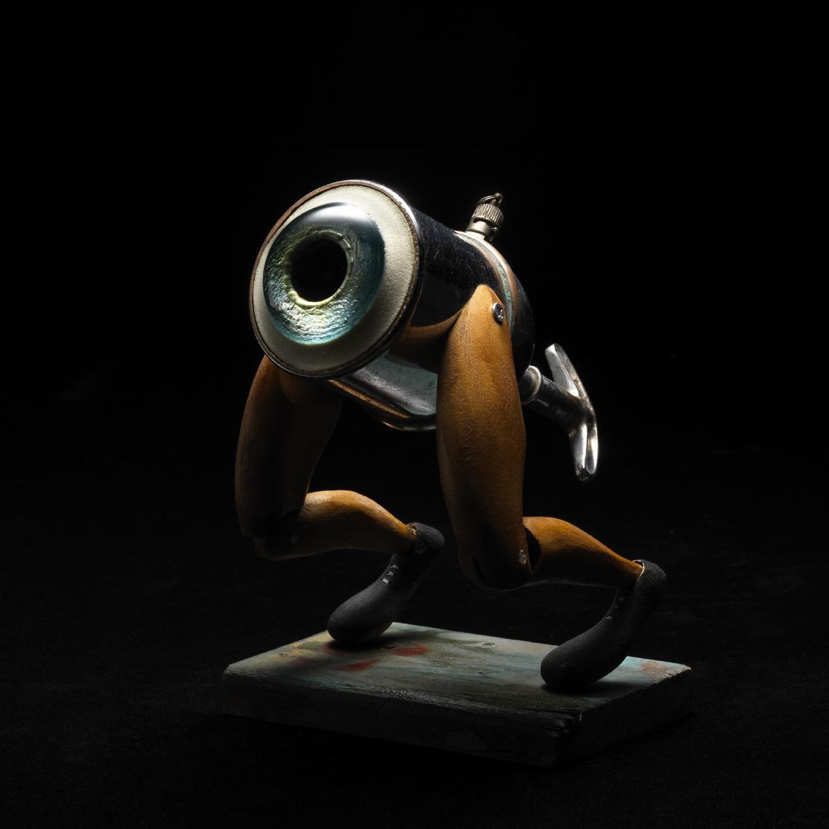 The little monster factory Stefano Prina Italiano Plurale artist