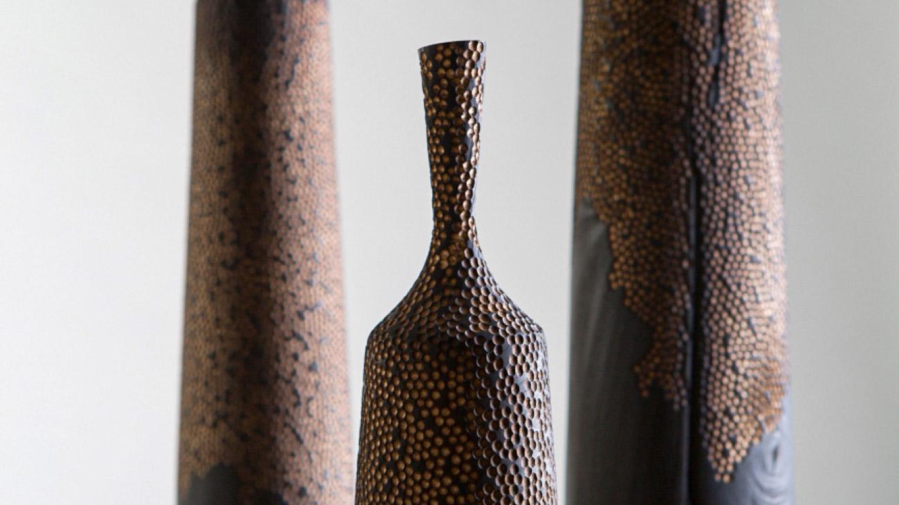 italian contemporary art Riccardo Masini Sculpture Italiano Plurale