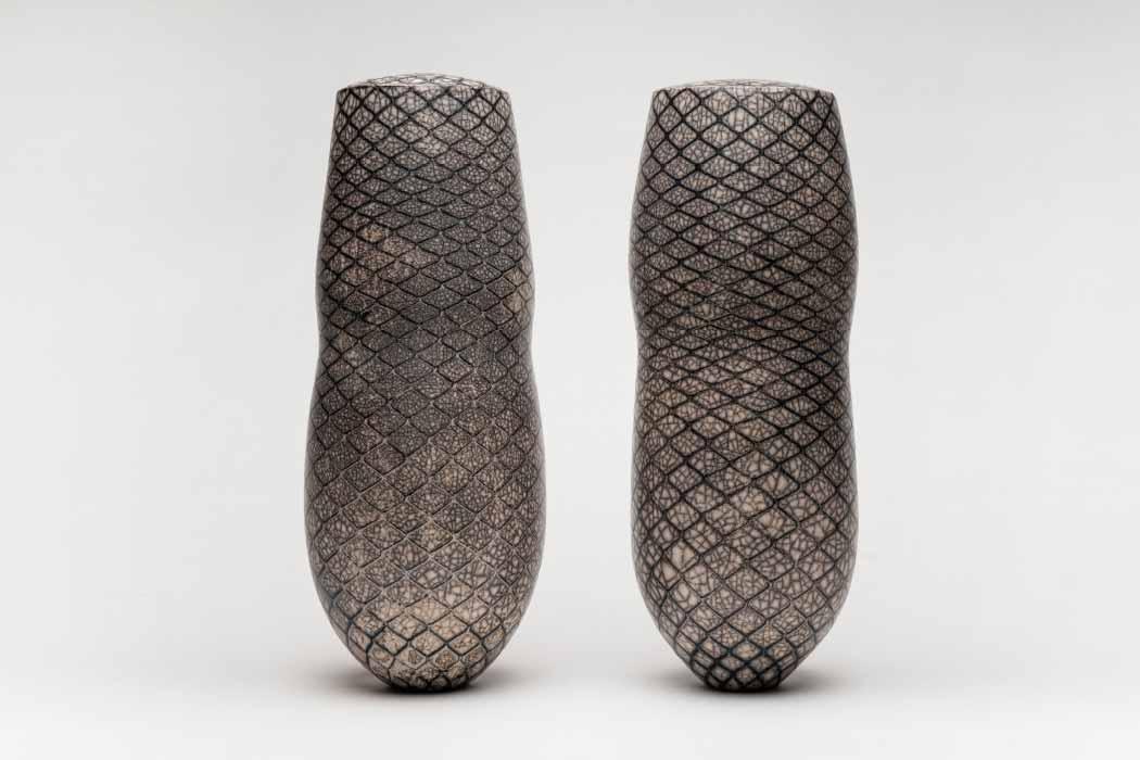 ceramic art Lara De Sio Italiano Plurale 2