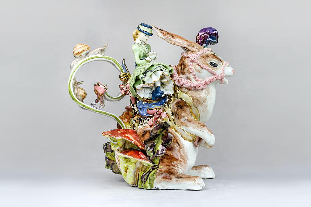 ceramic art Cecilia Coppola Italiano Plurale